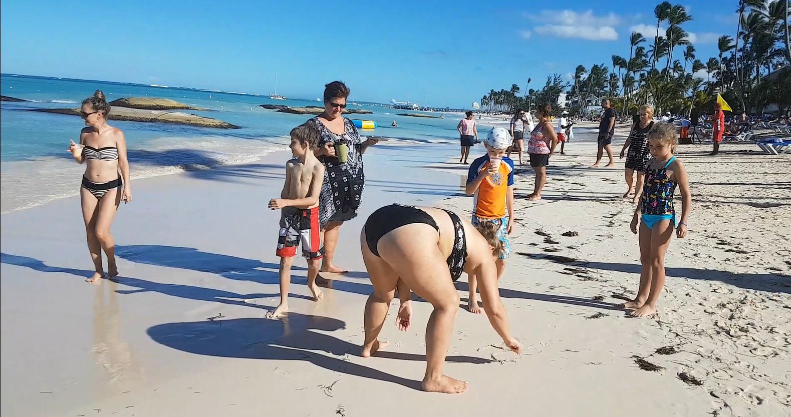 Ужас на пляже фото