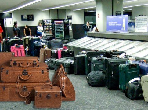 багаж в путешествие
