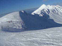красная поляна. горнолыжные курорты России