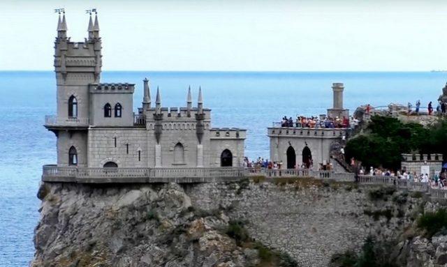 горящий тур из Москвы в Крым в июне