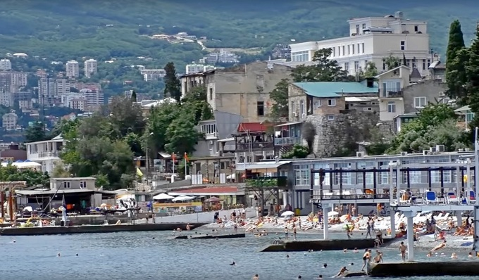 туры в Крым из Москвы