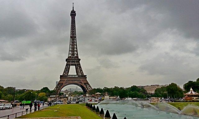 дешевые туры в Париж