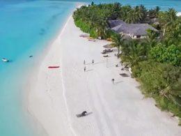 Акция на Мальдивы