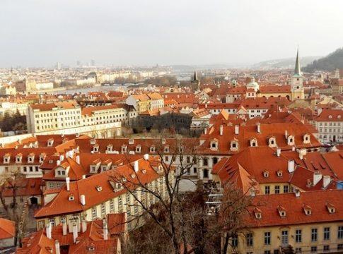 В Прагу из Петербурга