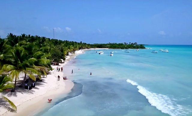 в Доминикану за 29 тысяч все включено