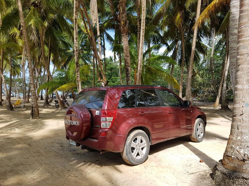 взять машину в аренду в Доминикане не сложно