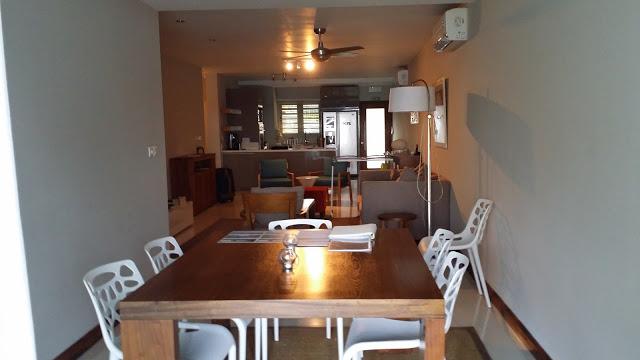 комфортабельные апартаменты на Маврикии