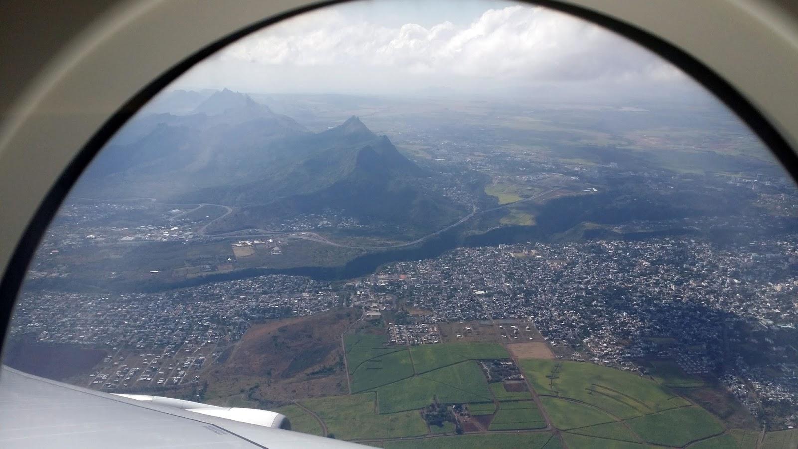 Алиталия летит на Маврикий