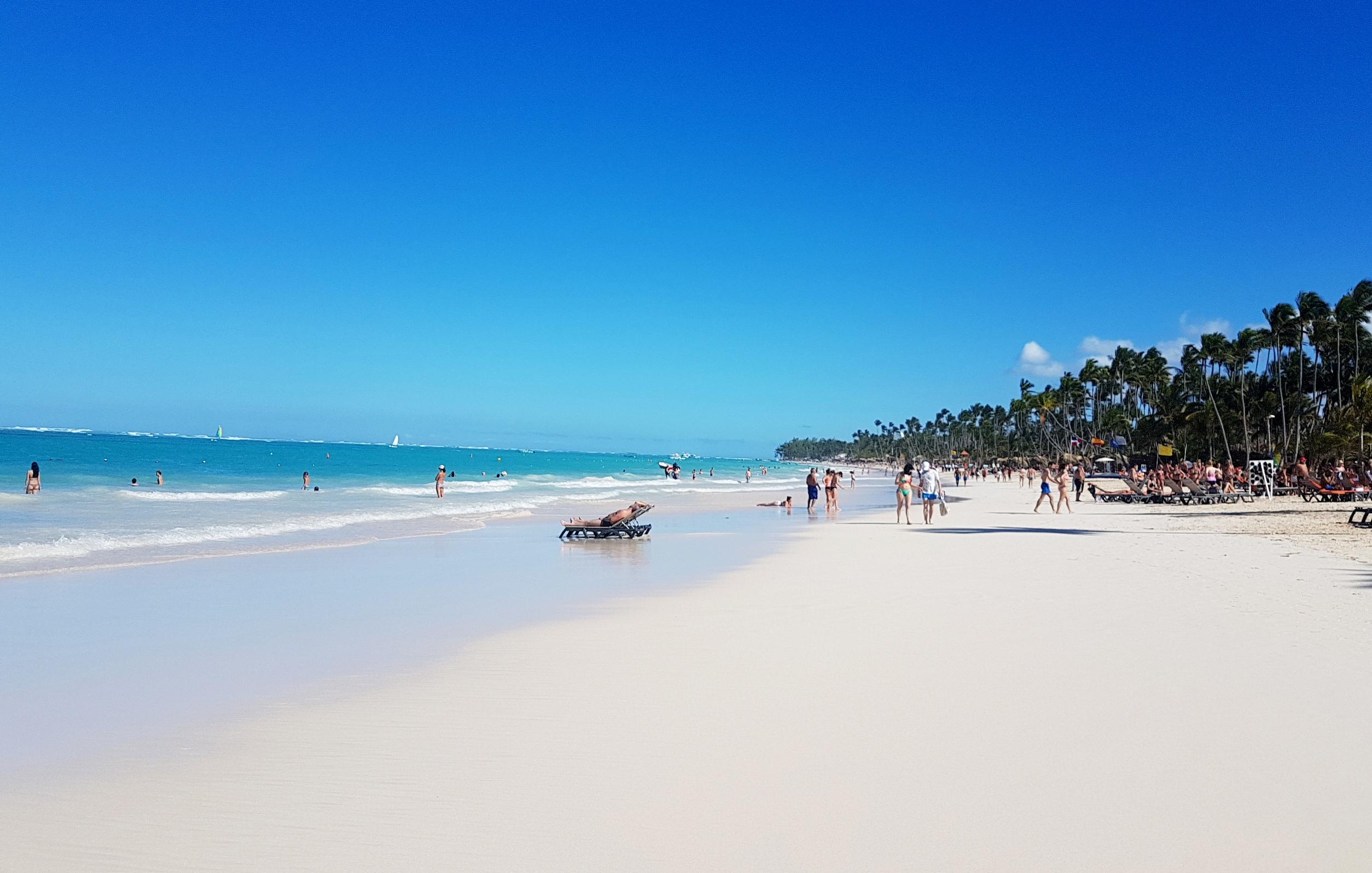 туры в Доминикану пляжи