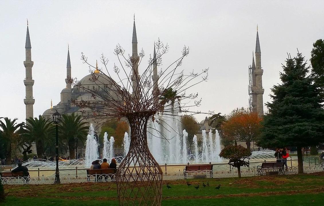 stopover v Stambule