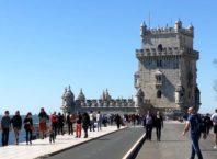 стыковка в Португалии