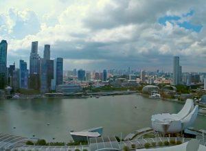 транзитная остановка в Сингапуре