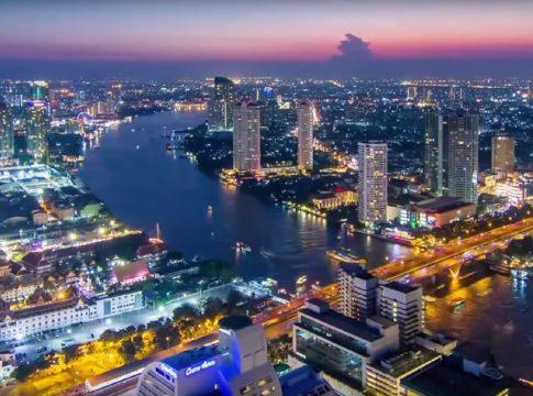 транзитный отель в Бангкоке