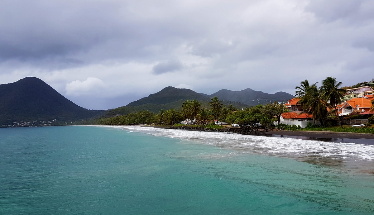 sezon na Martinike