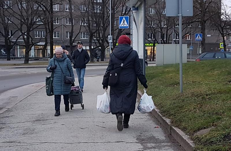 что везут из России в Эстонию и обратно