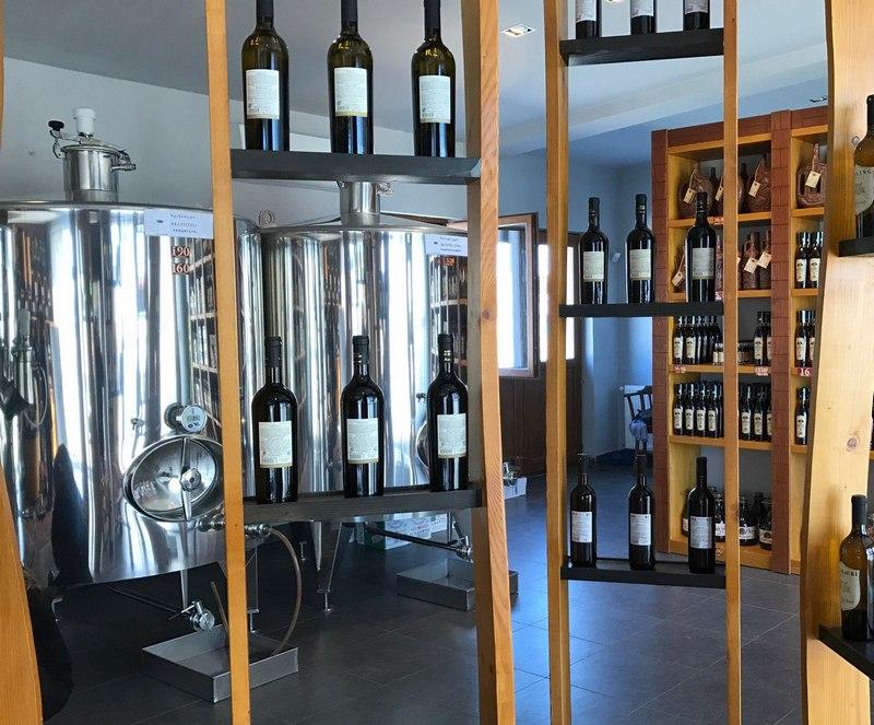 вино в грузии