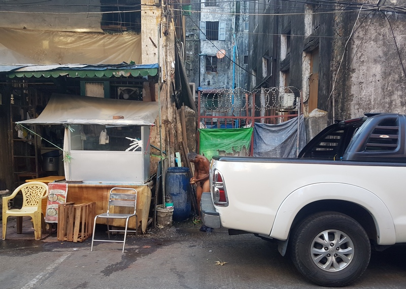 Мьянма - коммунальный рай