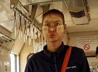 зачем в Бирме разрисовывают лицо