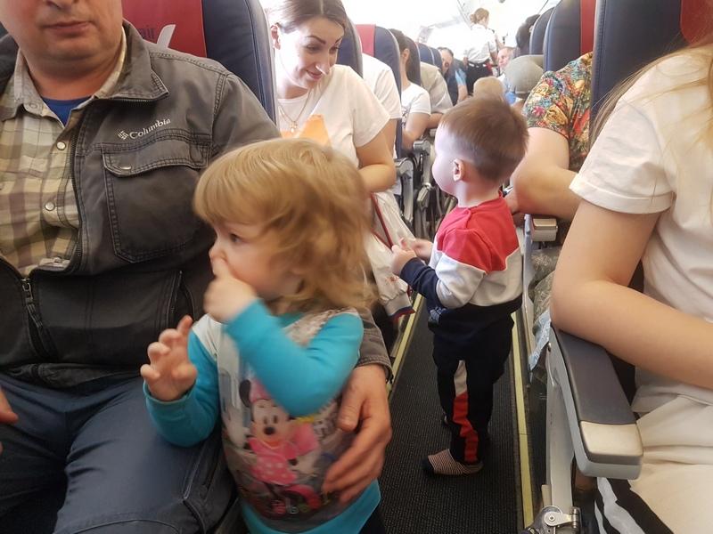 Самые неприятные соседи в самолете