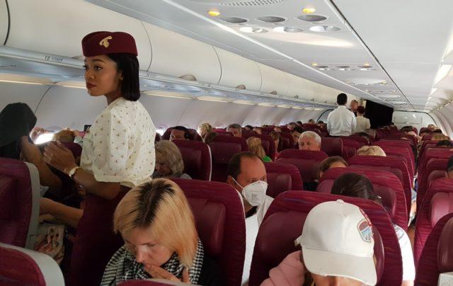 Самые неприятные соседи в самолете 24