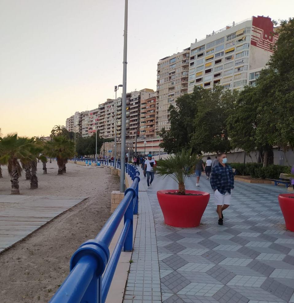 Испания возвращается к жизни