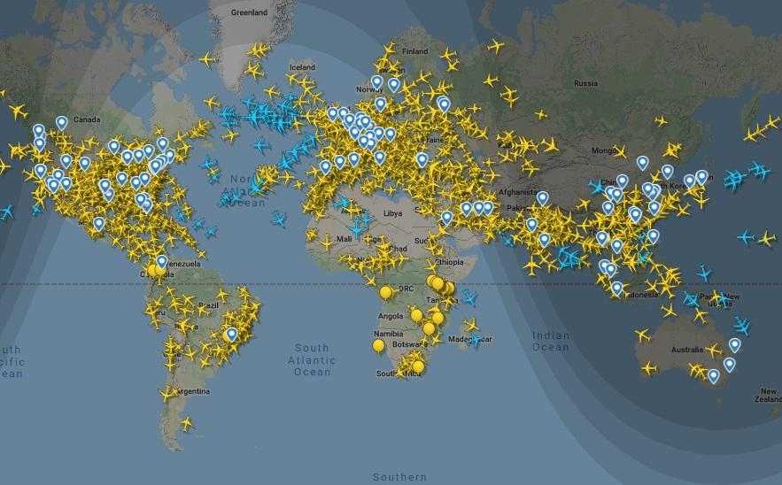 чьи это самолеты