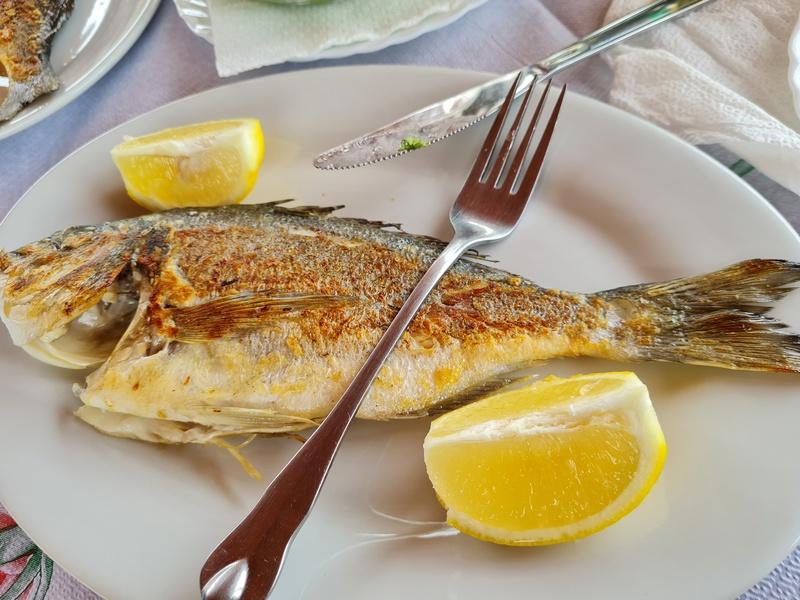 морепродукты в Албании