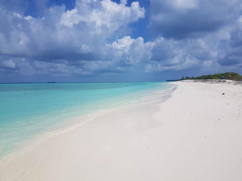 Пляж Батуми.