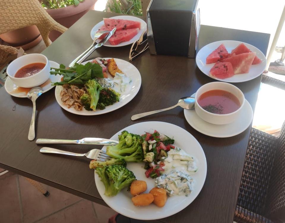 чем кормят в Турции